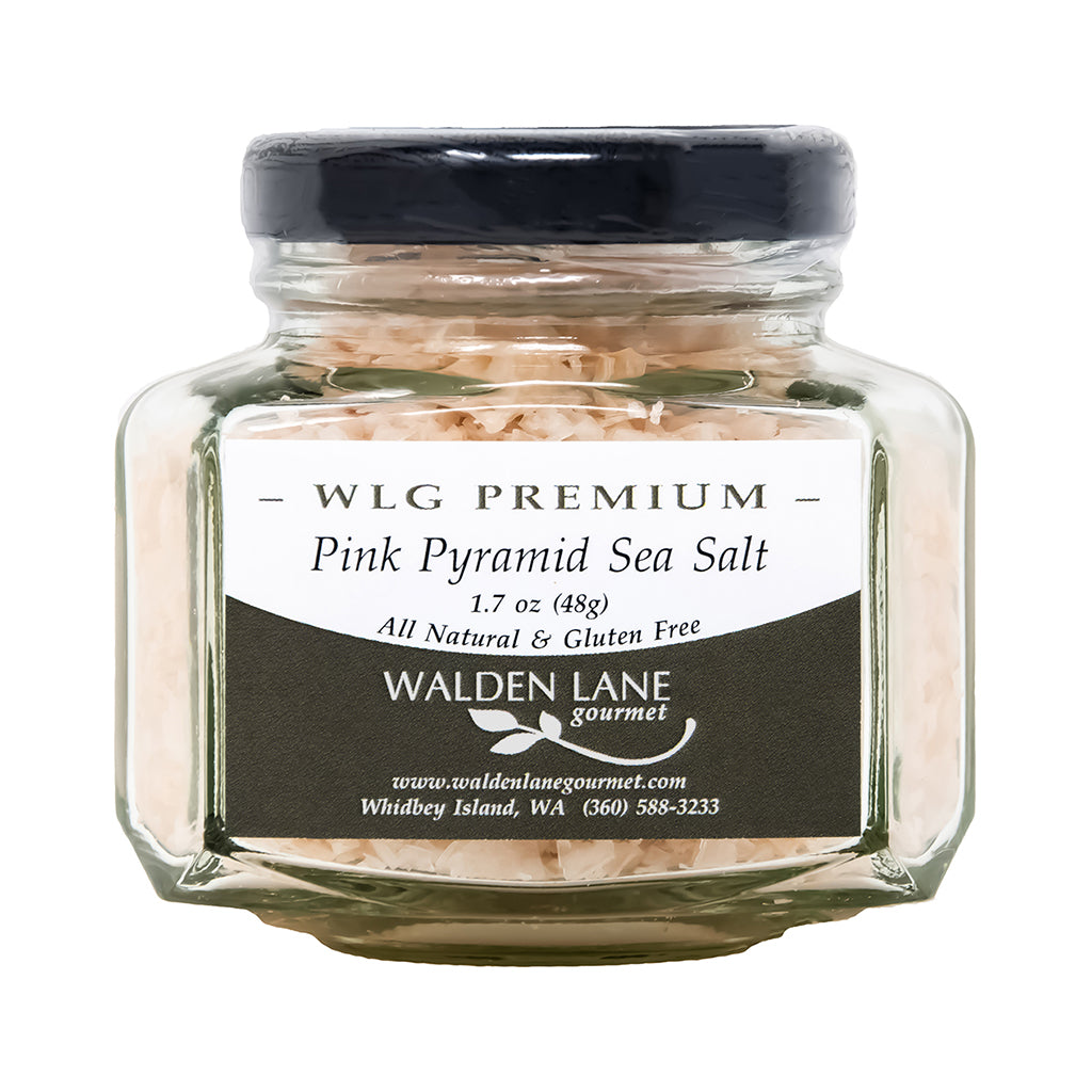 WLG Premium - Pink Pyramid Sea Salt