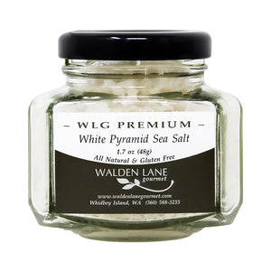WLG Premium - White Pyramid Sea Salt