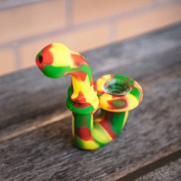 Sherlock style silicone pipe - The Green Box Australia