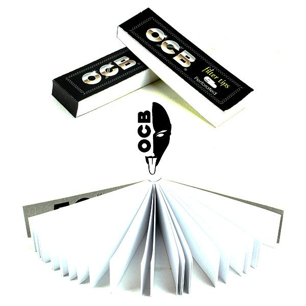 OCB Perforated Filter Tips (958813274148)