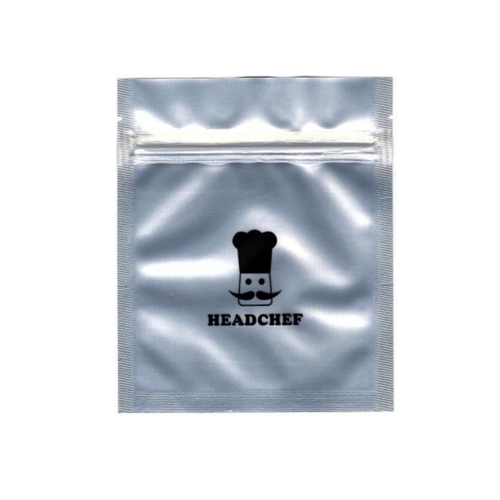 Headchef Smellproof Bag 10cm x 10cm - The Green Box Australia