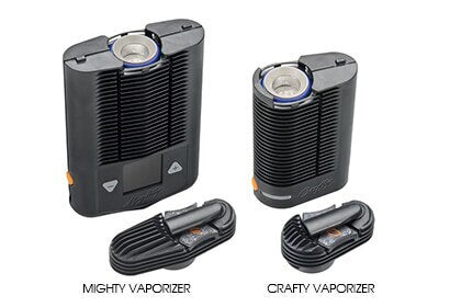 Mighty Vaporizer - Storz & Bickel - The Green Box
