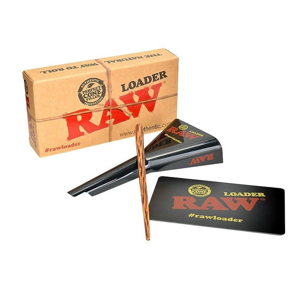 Raw Cone Loader - Fill and pack your pre rolls - The Green Box Australia (839235502116)