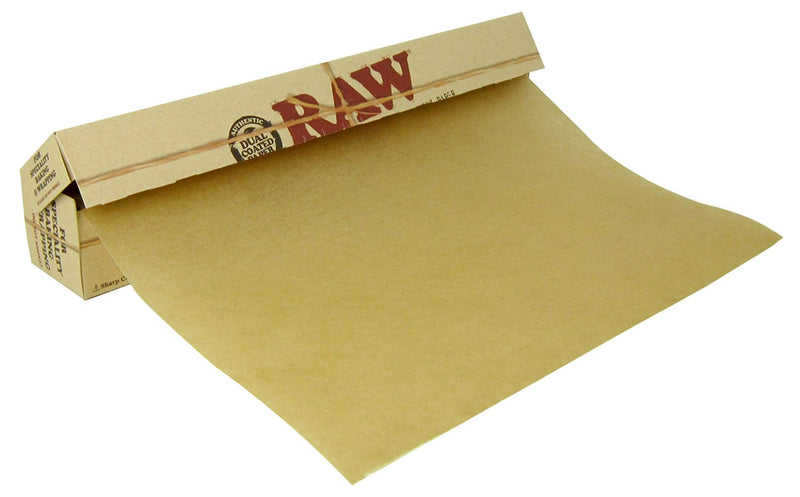Raw Unrefined Parchment Paper 300mm - The Green Box