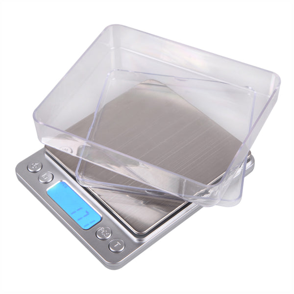 Electronic LCD Display Digital Scale - The Green Box Australia (4389034557475)