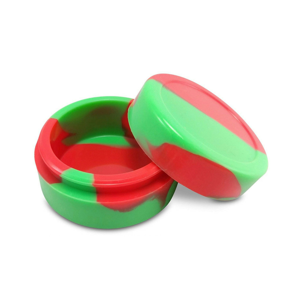 Silicone Dab Container - The Green Box Australia (1357177126948)