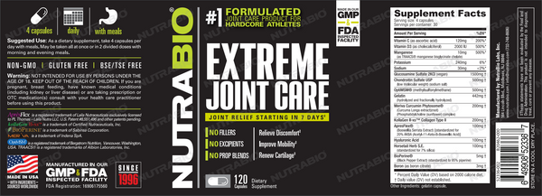 Extreme Joint Care