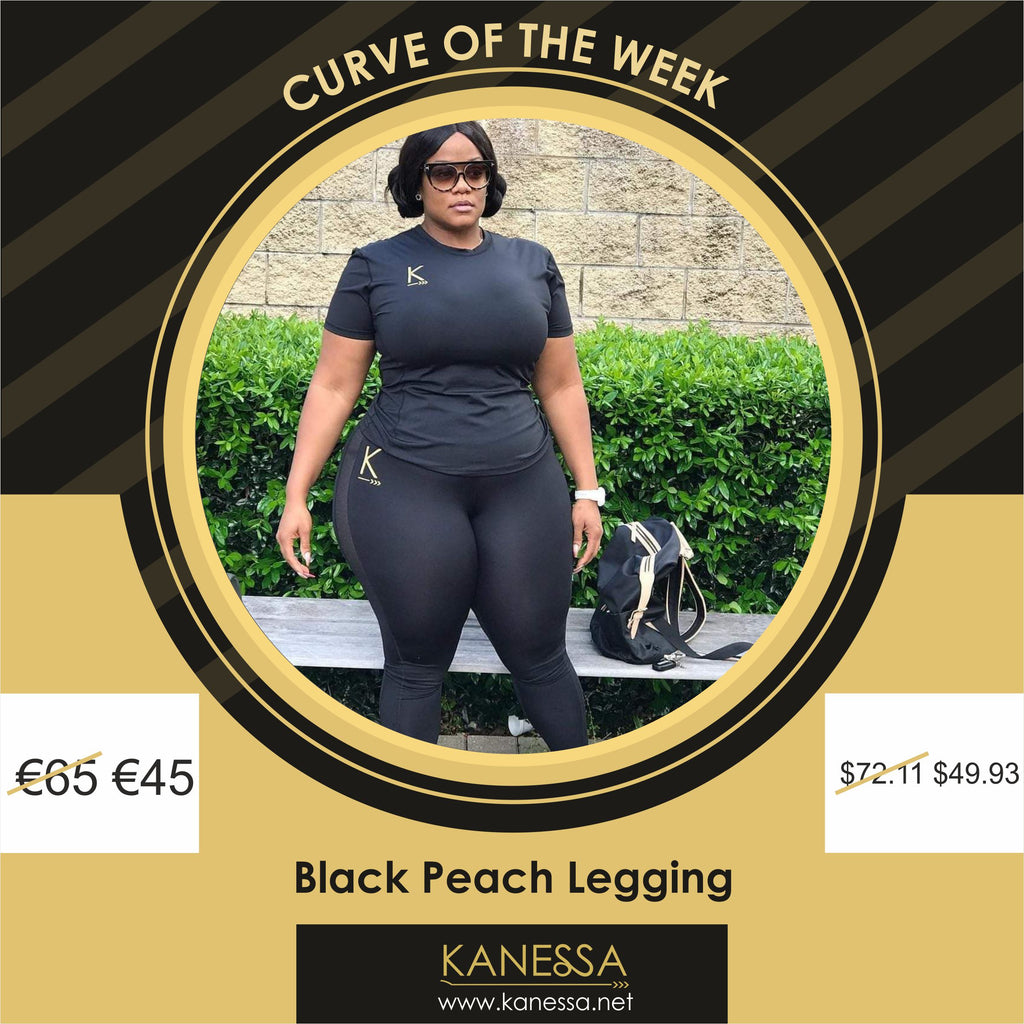 Curve Of The Week (Black Peach)