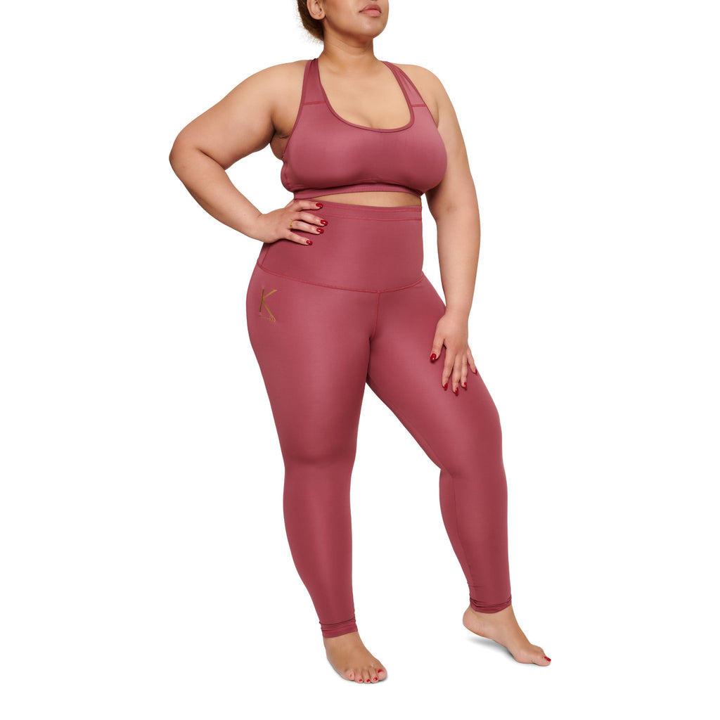 Bubblegum Syrup | Leggings