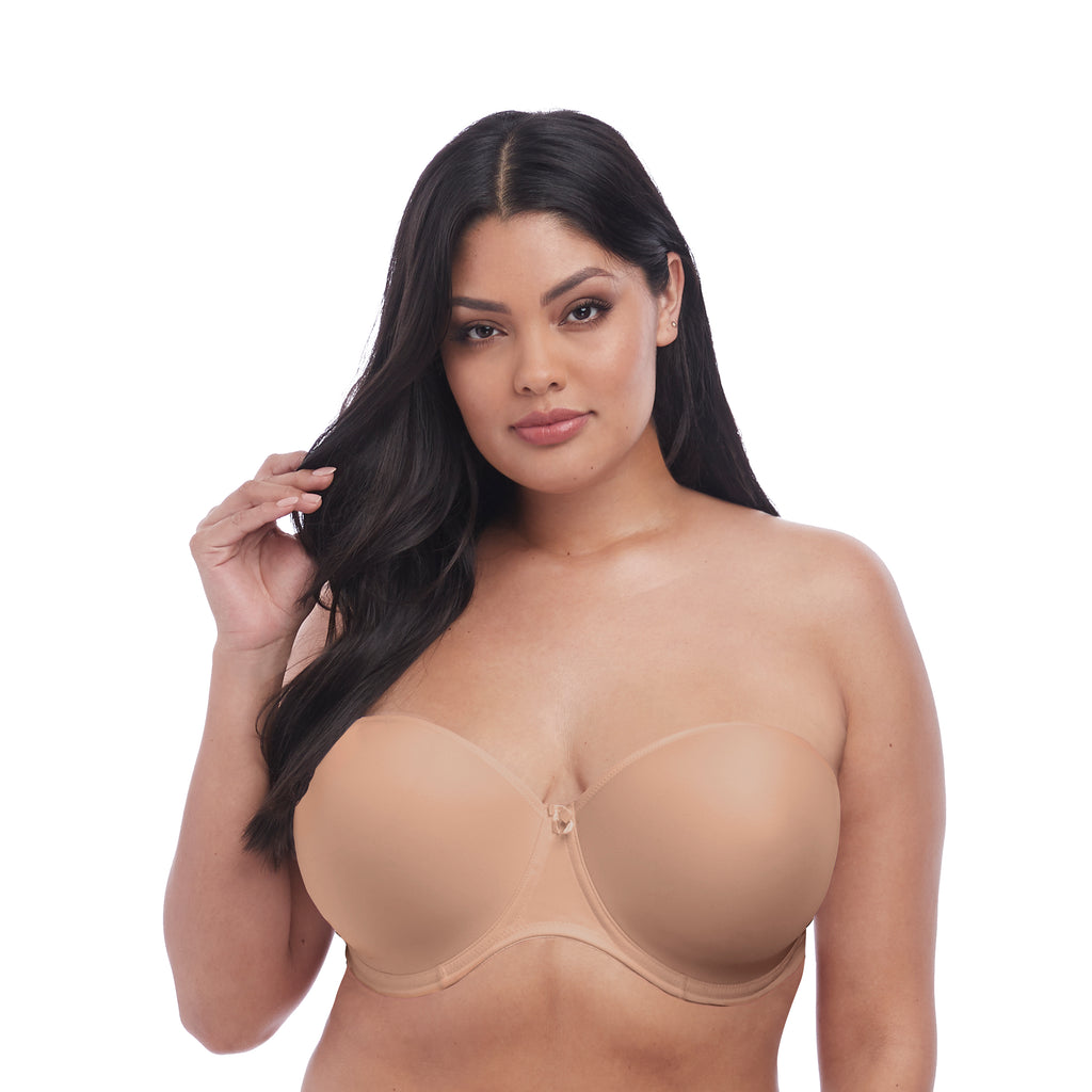 Smooth Moulded Sahara Strapless Bra | Elomi