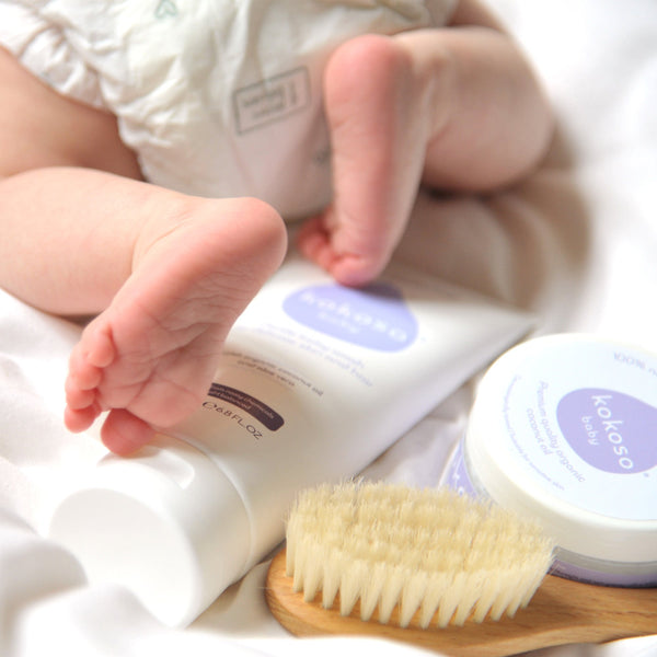 Kokoso - Natural Baby Hairbrush