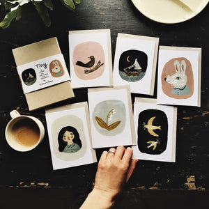 Gemma Koomen - Tiny Notecard Set