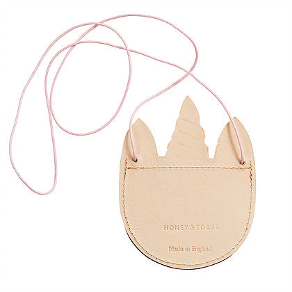 Honey + Toast - Unicorn Purse