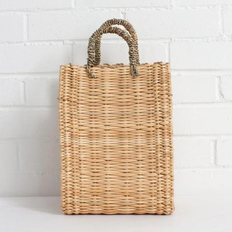 Bohemia - Reed Box Basket