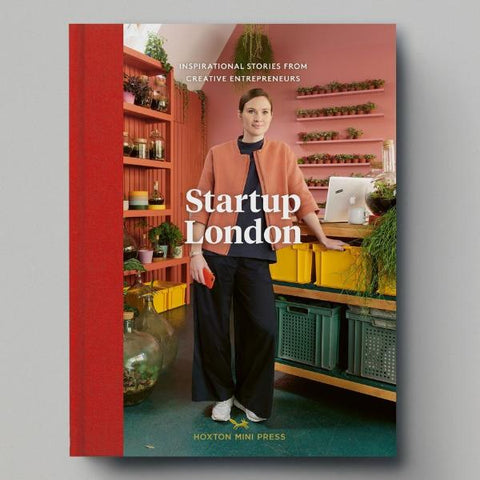 Startup London - Christina Hopkinson and Rick Pushinsky