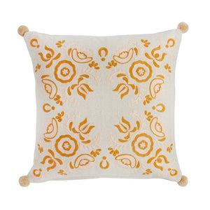 Projekti Tyyny - Juhannus Cushion (Honey/Peach)