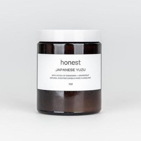 Honest - Japanese Yuzu Candle