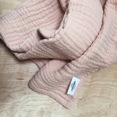 Moumout Blanket - Blush