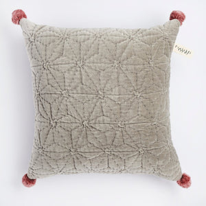 Projekti Tyyny - Tahti Cushion (Grey)
