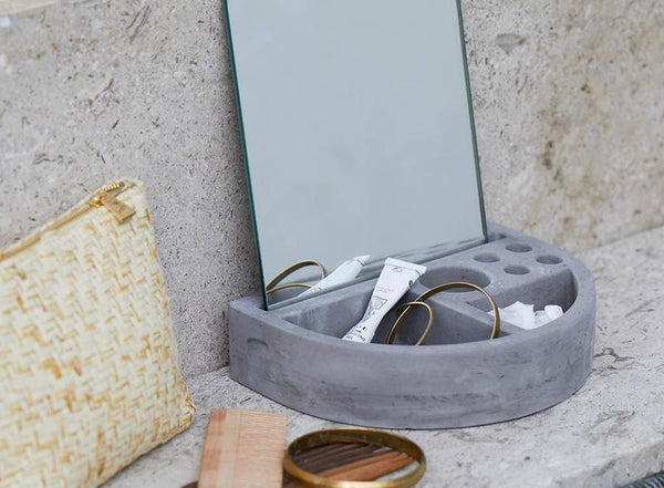 My Mirror - Concrete Dressing Table Mirror