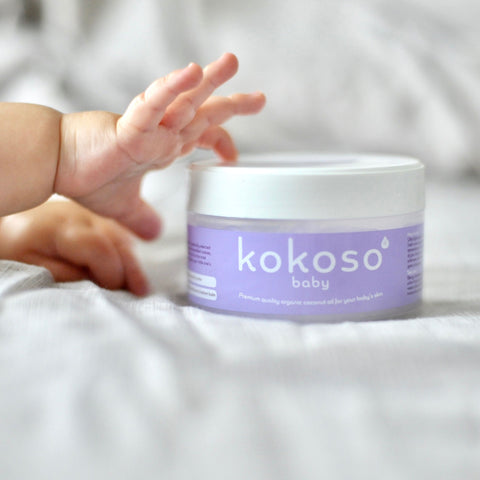 Kokoso - Coconut Oil Mini Pot