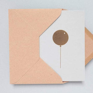 OLA Studio - Balloon Card