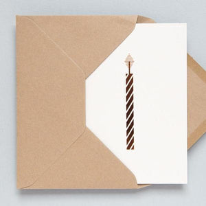 OLA Studio - Candle Card