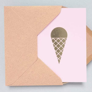 OLA Studio - Ice Cream Card