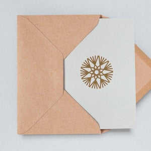 OLA Studio - ORNAMENT foil blocked Card
