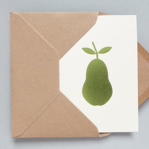 OLA Studio - Pear Card