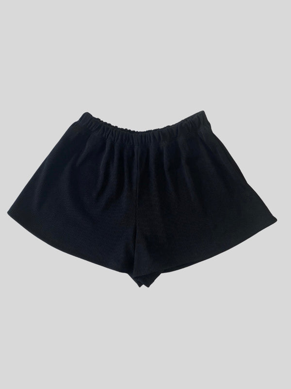 GIA SHORTS BLACK