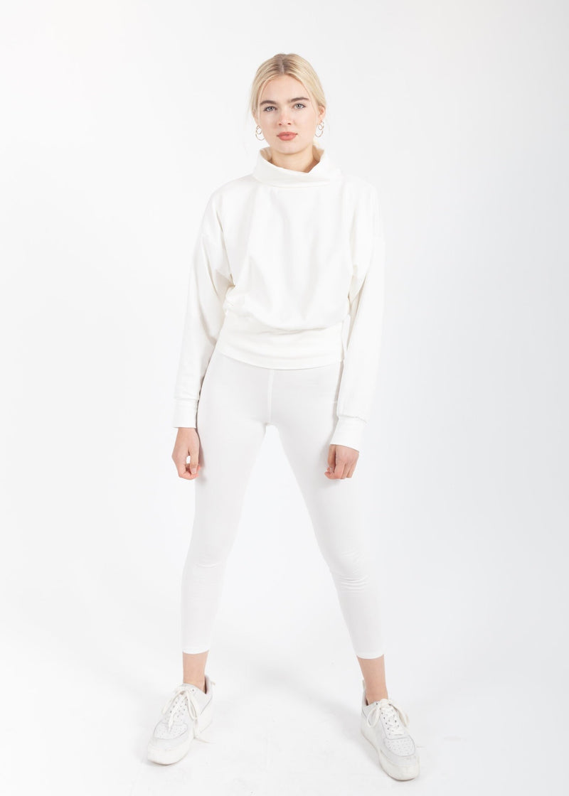 ELSA Turtleneck Sweatshirt