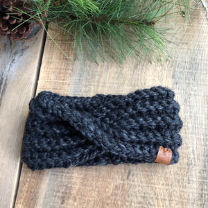 Arrowhead Adult Custom Order Earwarmer | Headband | Chunky Headband
