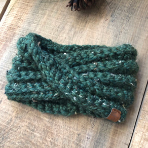 Arrowhead Kid's Custom Order Crochet Twist Headband