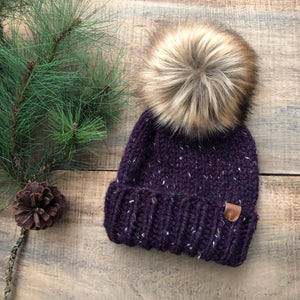 MacGregor Point Extra Slouchy and Folded Brim Toque
