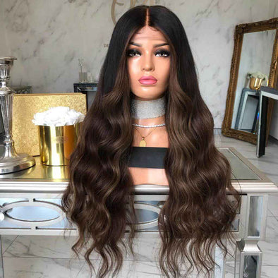 #2019 brown wig-4 - eFunker