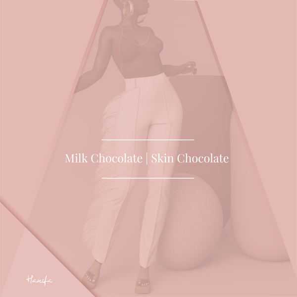 Celebrating Milk Chocolate with Hanifa Essentials