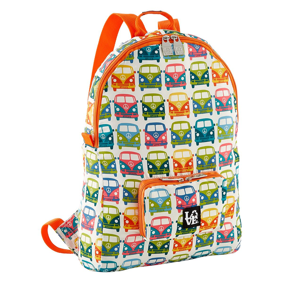 STASH BACKPACK - LOVE Bus