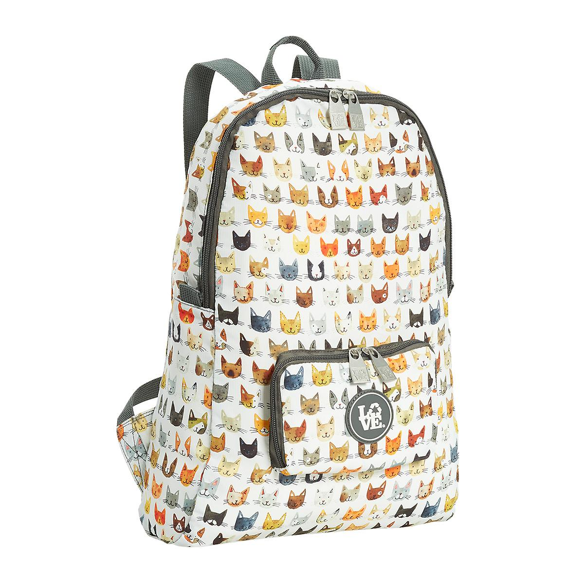 STASH BACKPACK - SLICK KITTY