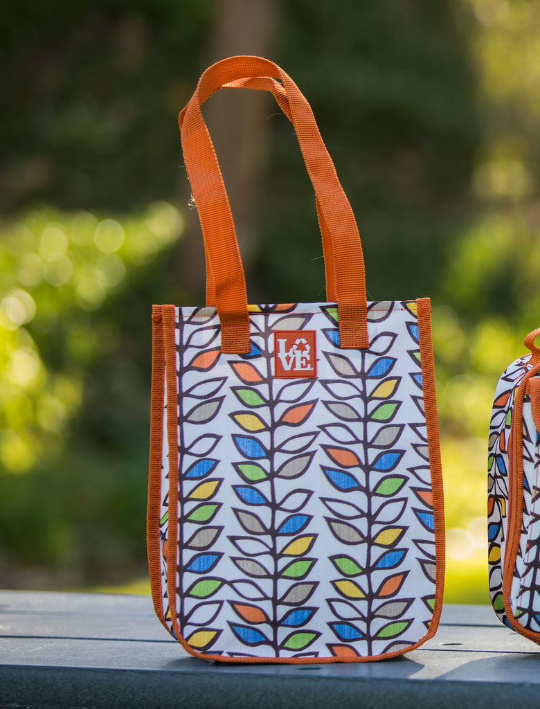 DOTTIE TOTE - BE-LEAF!