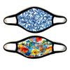 FACE COVER 2-PACK - HULA HULA / BLUE HAWAII