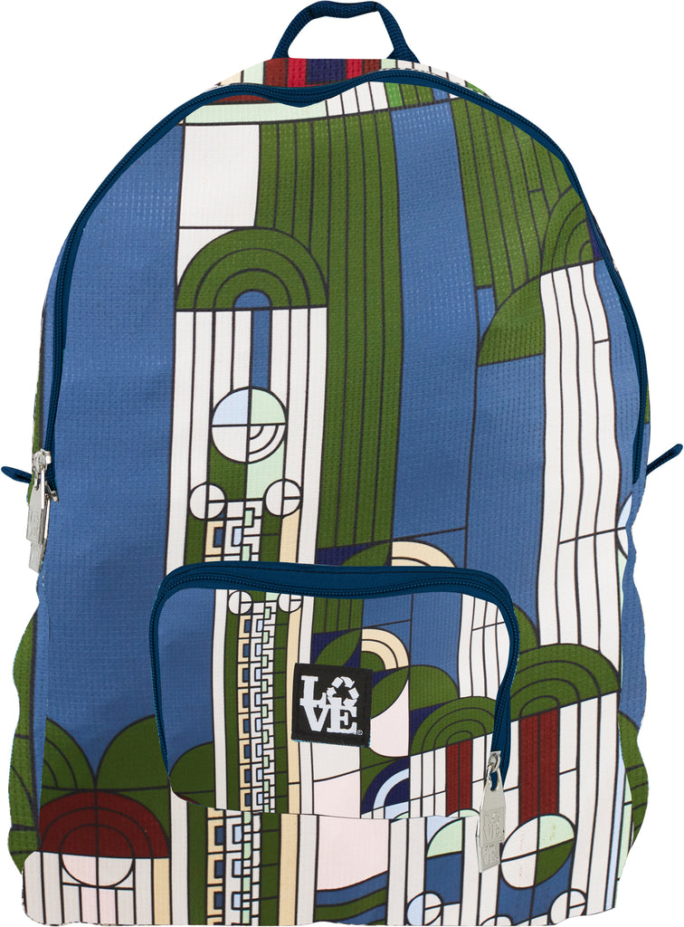 STASH BACKPACK - SAGUARO