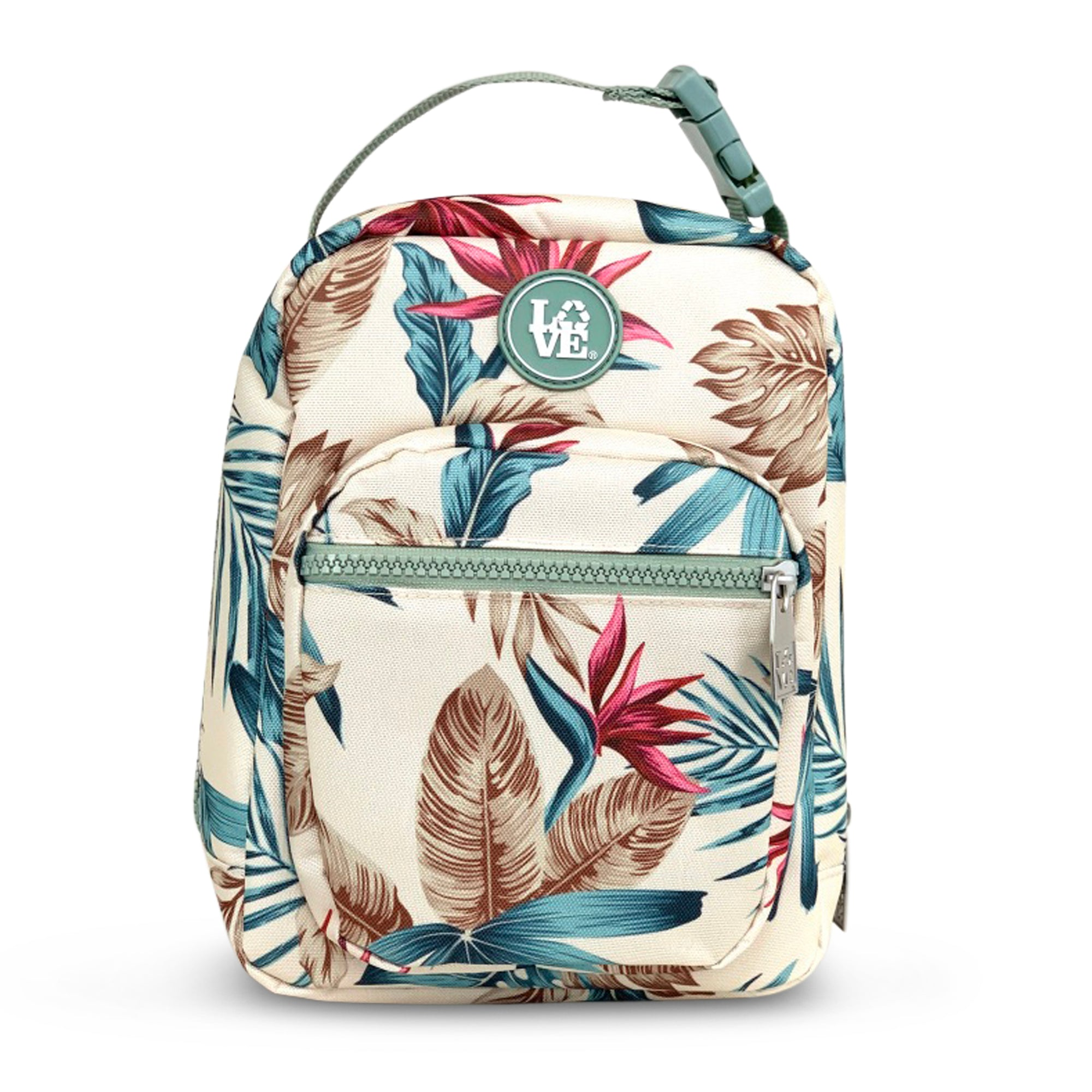 LUNCH BACKPACK - TROPICAL MIST (COMING JUNE 2021)