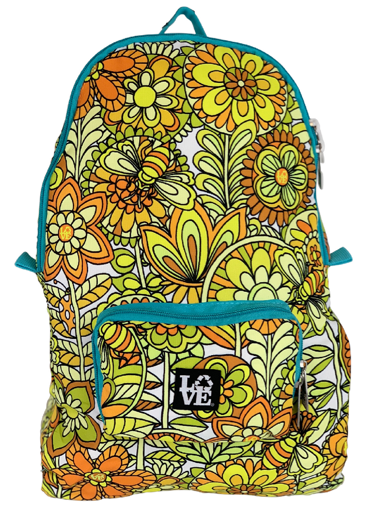STASH BACKPACK - BEE IN LOVE