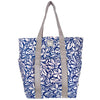 TRIO TOTE - BLUE HAWAII