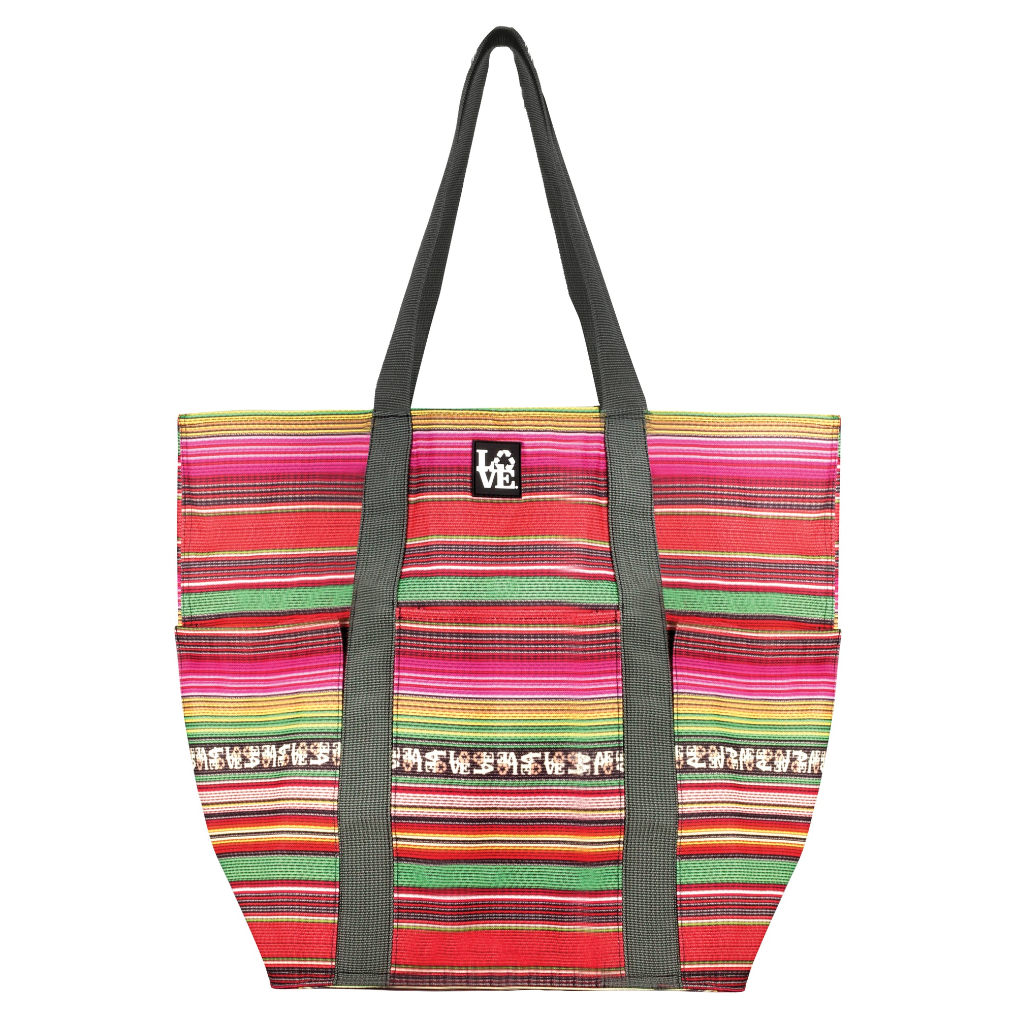 TRIO TOTE - LOVE BLANKET