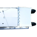 5' Stern Extender for CANVAS T-Tops