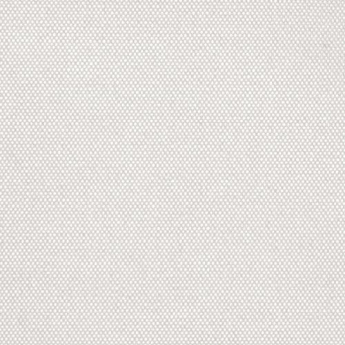 "1 Yard - Solid White Canvas Fabric Indoor/Outdoor Waterproof, 54"" Wide"