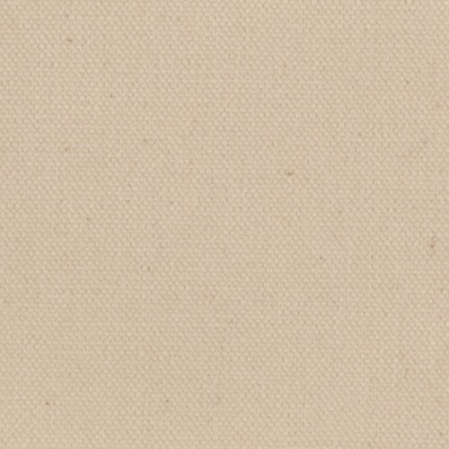 10 Ounces Natural Canvas Fabric By The Yard