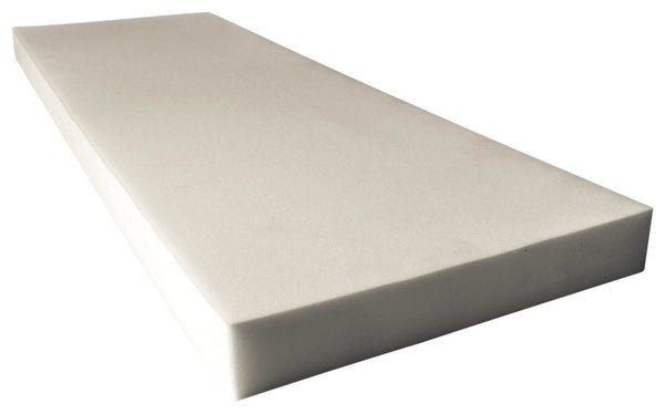 "Mybecca 3"" X 24""x 72"" Upholstery Foam Cushion High Density (Seat Replacement, Upholstery Sheet, Foam Padding)"